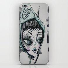 nocturna iPhone & iPod Skin