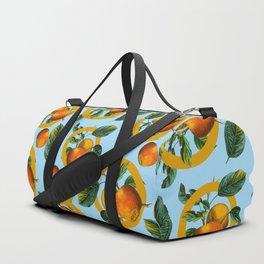 Vintage Fruit Pattern II Duffle Bag