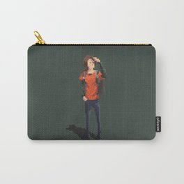 Ellie The last of us Pixel Art Carry-All Pouch
