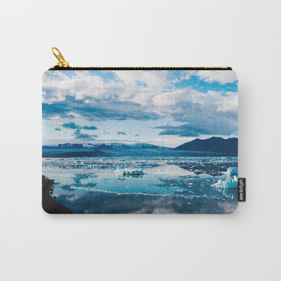 Cold Winds Carry-All Pouch