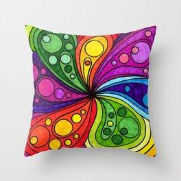 54 Throw Pillow