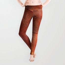 Abstract Nudes Leggings