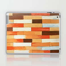 Colorful brick wall Laptop & iPad Skin