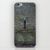 history iPhone & iPod Skins featuring History by Melia Metikos