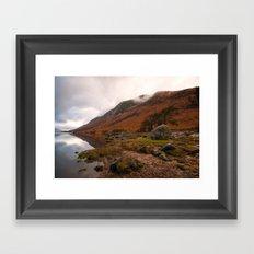Loch Etive Framed Art Print