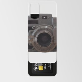 Vintage Camera Android Card Case