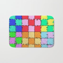 Chromatic Metropolis Bath Mat