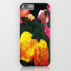 Poppies Four Slim Case iPhone 6s