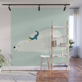 Time To Chill Wall Mural