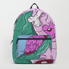 Zombie Lady Backpack