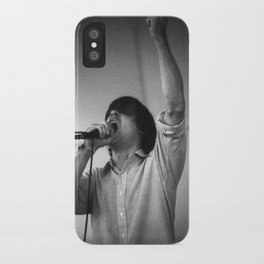 John Maus (35mm, FYF Festival, 2012) iPhone Case