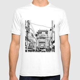 Yokohama - China town T-shirt