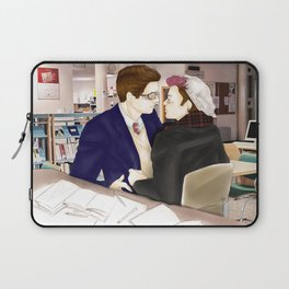 Kurtbastian Laptop Sleeve