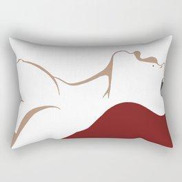 Pleasure Color Rectangular Pillow