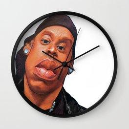 Jay-Z 2K Wall Clock