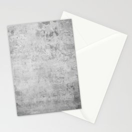 concrete wall vintage grey background,  wall texture * Stationery Cards