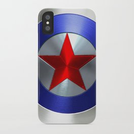 American Hero iPhone Case