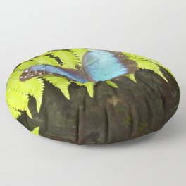 Costa Rican Beauty  Floor Pillow