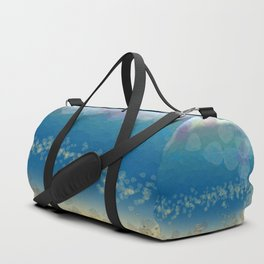 Abstract Seascape 02 wc Duffle Bag