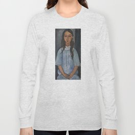 Alice by Amedeo Modigliani Long Sleeve T-shirt