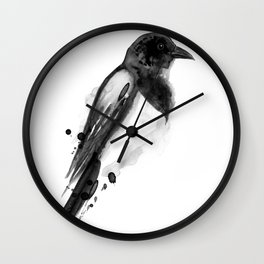 Birdy No. 4 Wall Clock