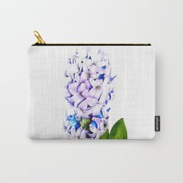 Hyacinth Illustration Carry-All Pouch
