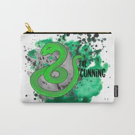 The Cunning Snake Carry-All Pouch