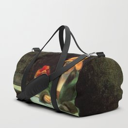 AUTOMAT - EDWARD HOPPER Duffle Bag