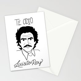 Luisito Rey Stationery Cards