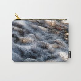 Wavy sea Carry-All Pouch
