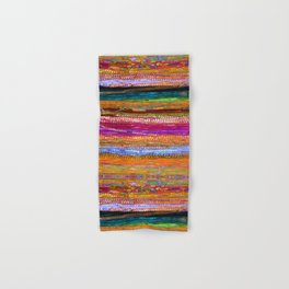Indian Colors Hand & Bath Towel