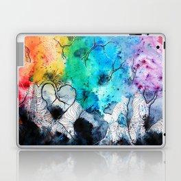 Growing love Laptop & iPad Skin