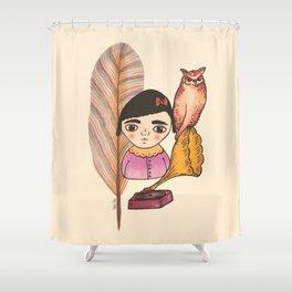 LILLIANA Shower Curtain