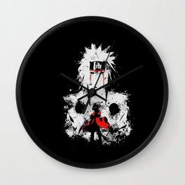 Jiraiya Wall Clock