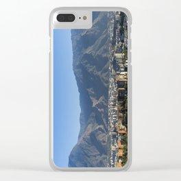 Caracas y El Ávila Clear iPhone Case