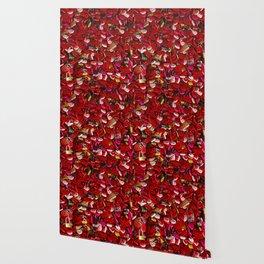 Padlocks of Love Wallpaper