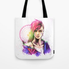 The Punk Tote Bag