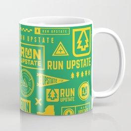 Run Upstate Coffee Mug