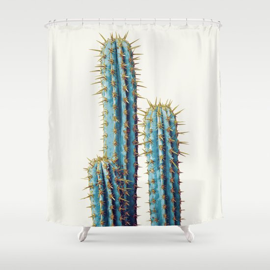 Cactus 7a Shower Curtain By Kamina22 Society6