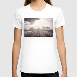 Road to the Giants T-shirt