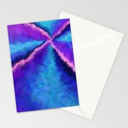 Magic Unicorn Vortex Stationery Cards