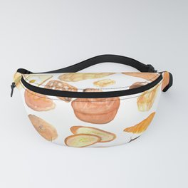 the bread collection Fanny Pack