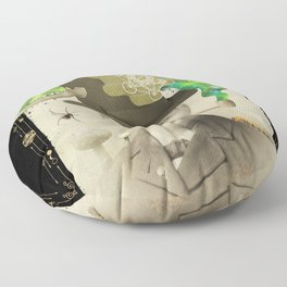 Odd Boxer Floor Pillow
