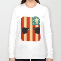 history Long Sleeve T-shirts featuring History Class by Roland Lefox
