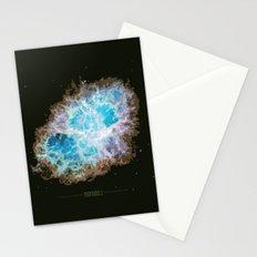 Center Star Stationery Cards