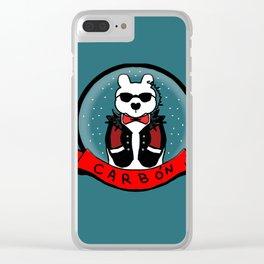 SANTA'S BRO Clear iPhone Case