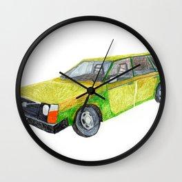 Volvo240 Wall Clock
