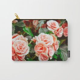 FLOWERS - FLORA - PETALS - BLOSSOMS - BEAUTIFUL Carry-All Pouch