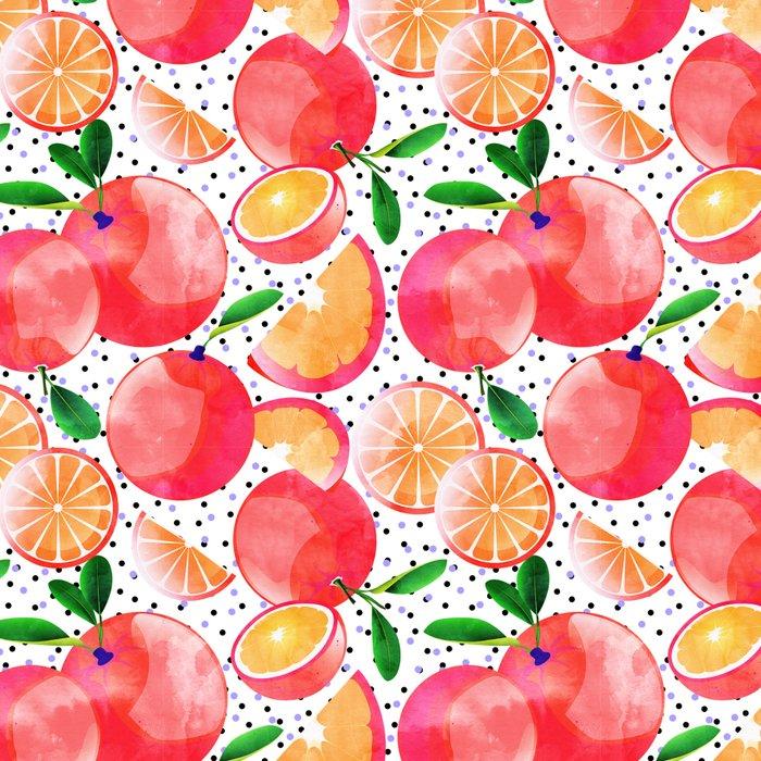 Citrus Love #digitalart #citrus Leggings