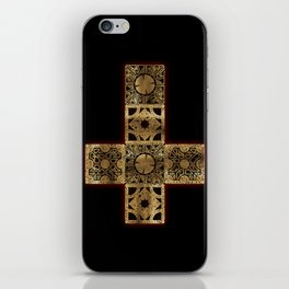Lament Configuration Cross iPhone Skin